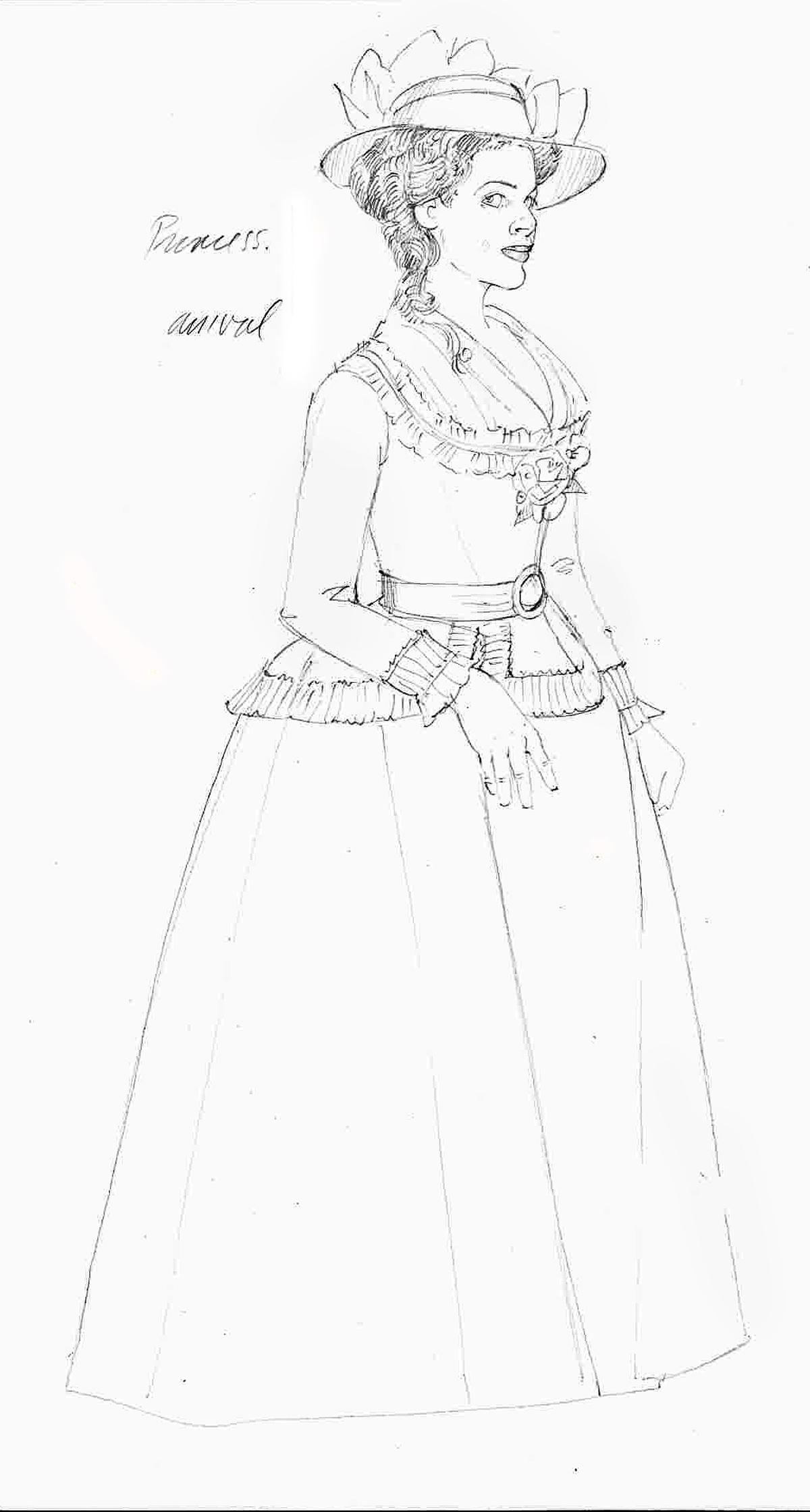 LLL10-Princess-arrival