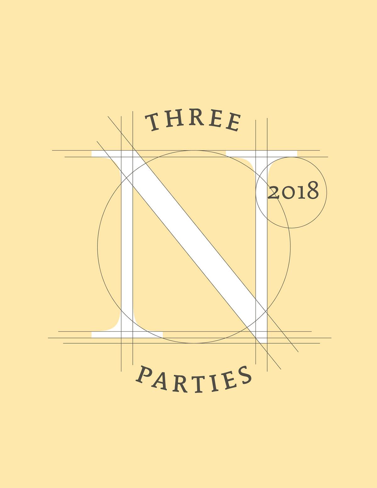 Identity-NF-Three-Parties