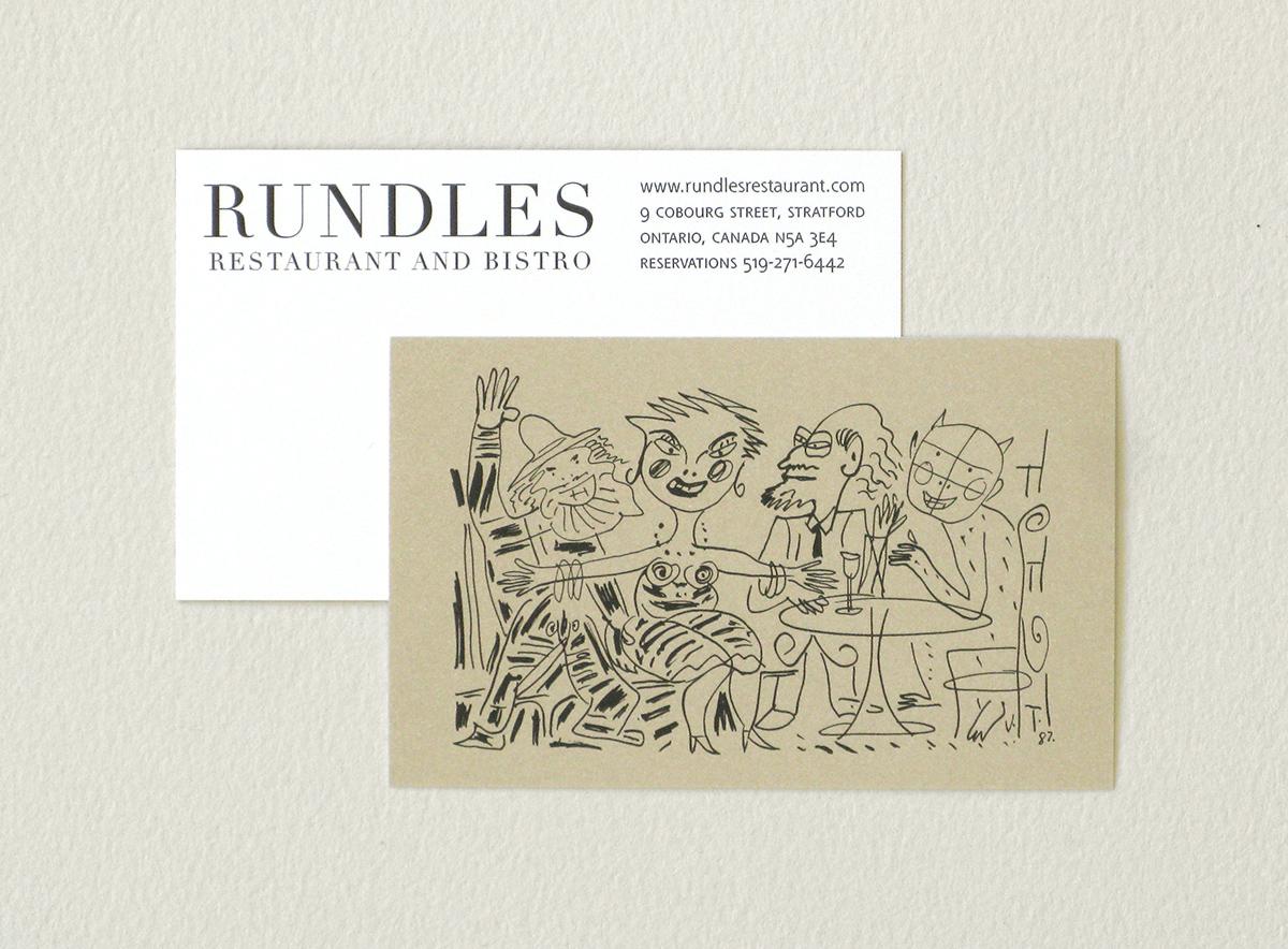 RUNDLES-Card