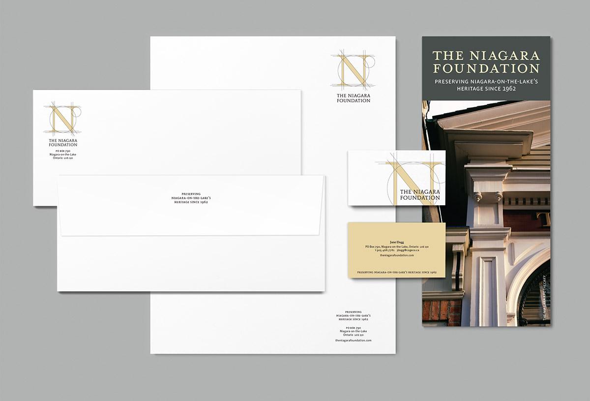 identity-NIAGARA-FOUNDATION-stationery